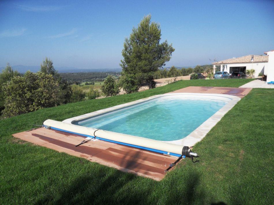 Am nagement naturel pour piscine pelouse et bois pour piscine - Amenagement piscine terrain en pente aulnay sous bois ...