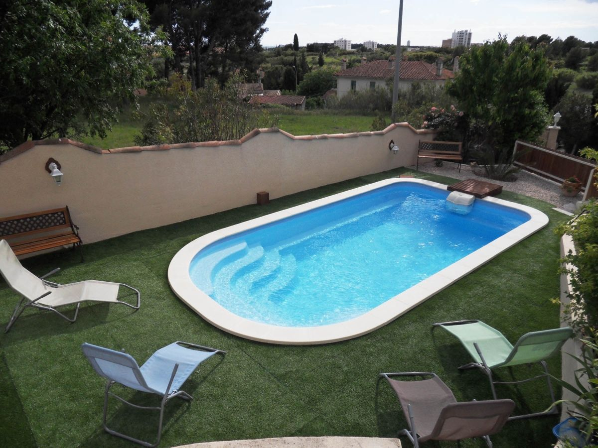 Piscine avec bloc filtrant filtrinov pour piscine coque - Bloc filtration piscine ...