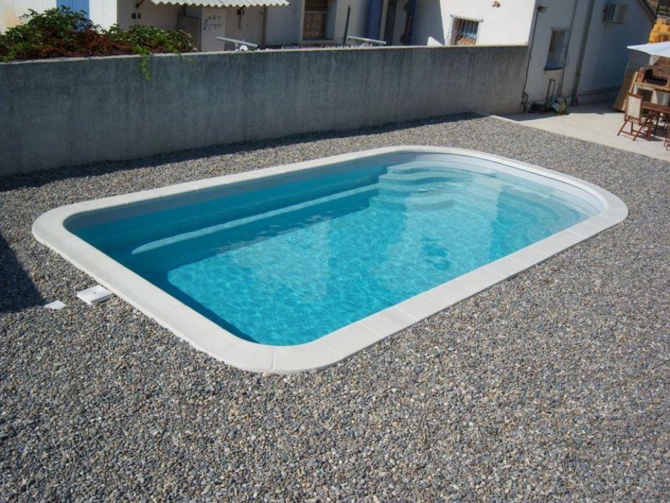 Fiche technique de la piscine mod le lac d 39 allos for Tarif piscine coque